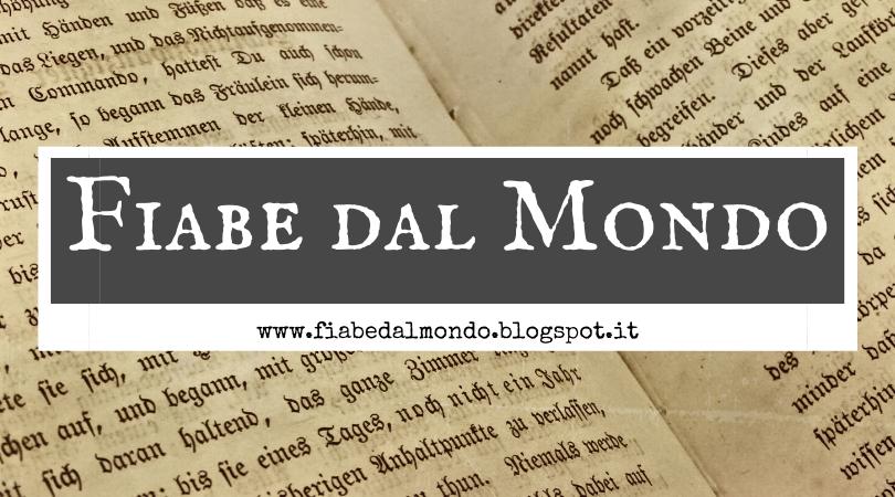 PROGETTO FIABE DAL MONDO