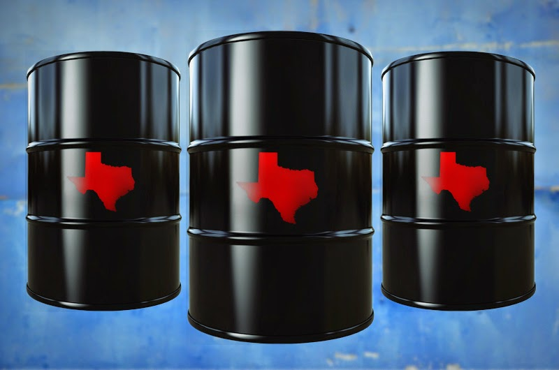 The shale boom in Texas