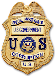 Government Corruption Investigators