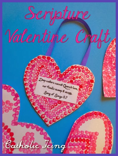 Christian Valentine Day Crafts for Kids