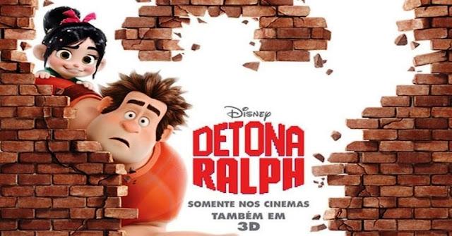Wreck-It Ralph ou Detona Ralph (2012)