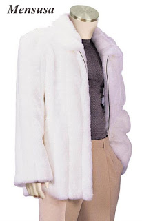 Menusa Faux Fur Coat
