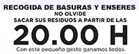 INFO RECOGIDA BASURAS