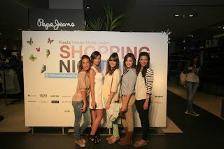 Shopping  Night de El Corte Inglés de Alicante
