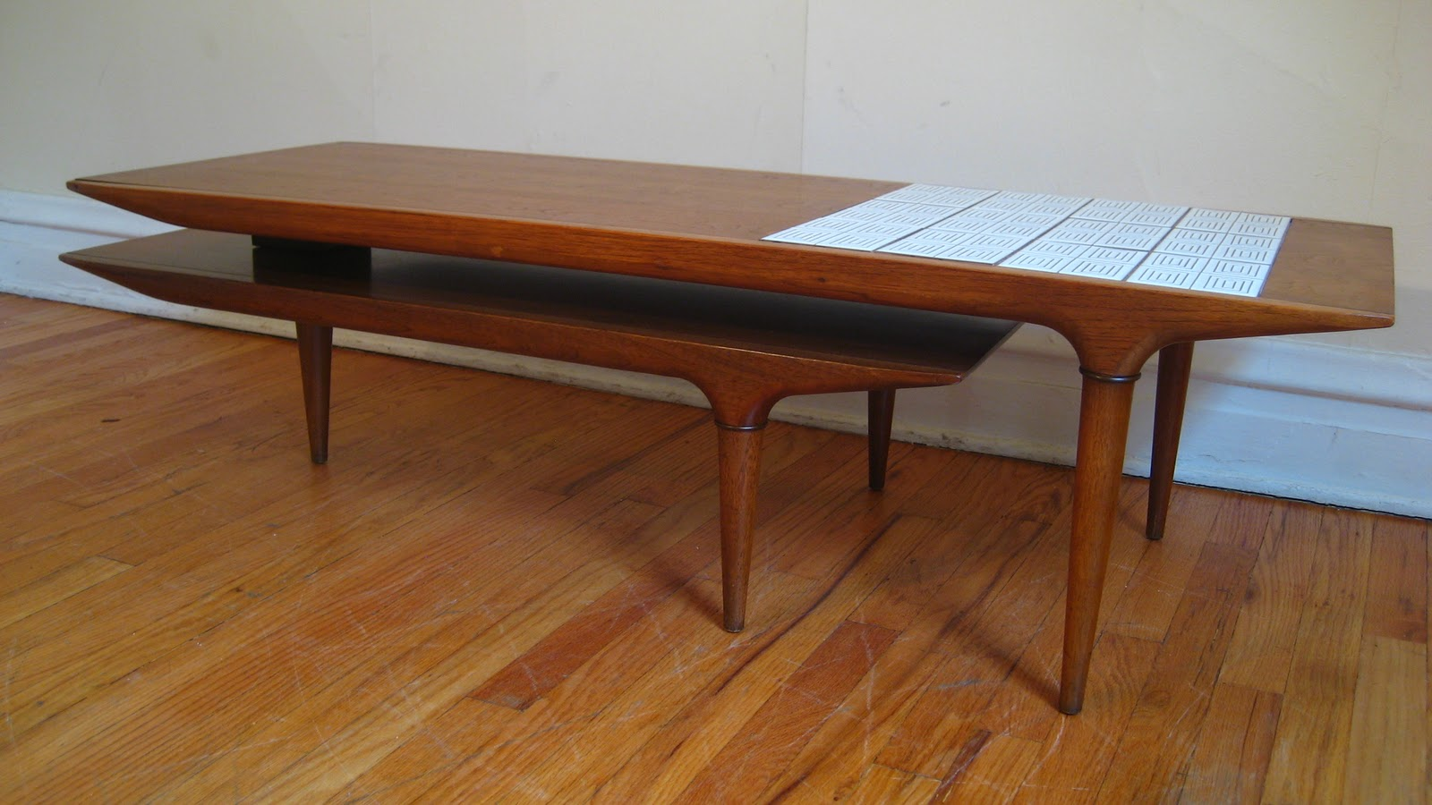 flatout design lane swivel coffee table