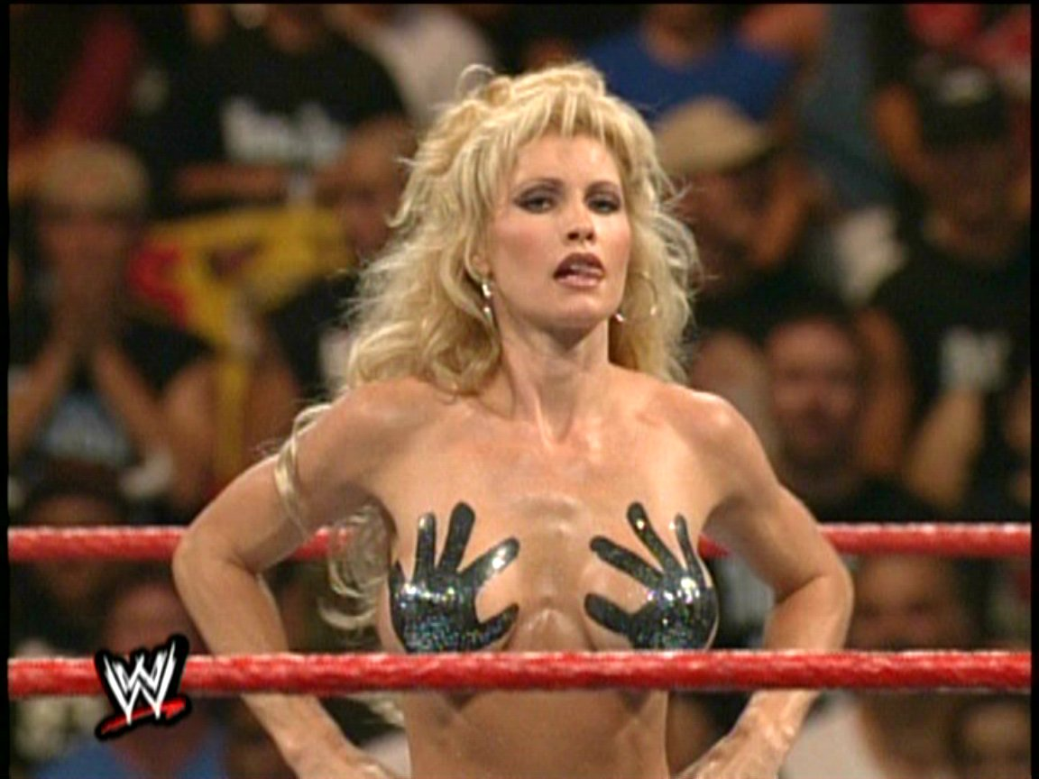 Sable WWE Wrestler
