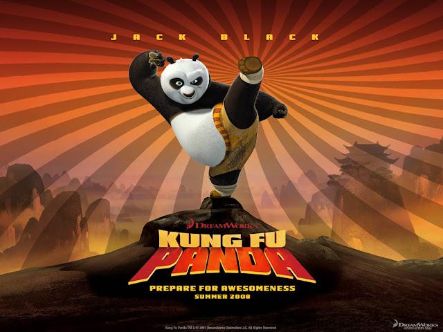Kung Fu Panda 1 Wallpaper 1