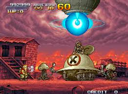 Metal Slug X | Game Begog