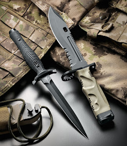 LEONESHOP.COM - Military Knives for Sale