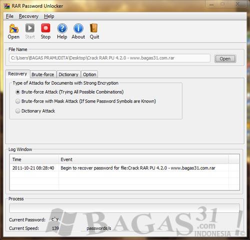 RAR Password Unlocker 4.2.0 Full Crack 2