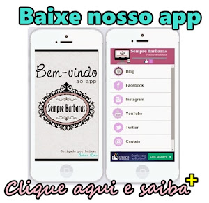 Baixe o App do Blog