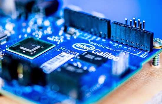 Intel, robot, arduino