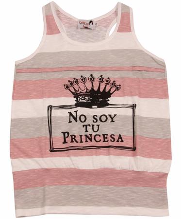 camisetas Dolores Promesas no soy tu princesa