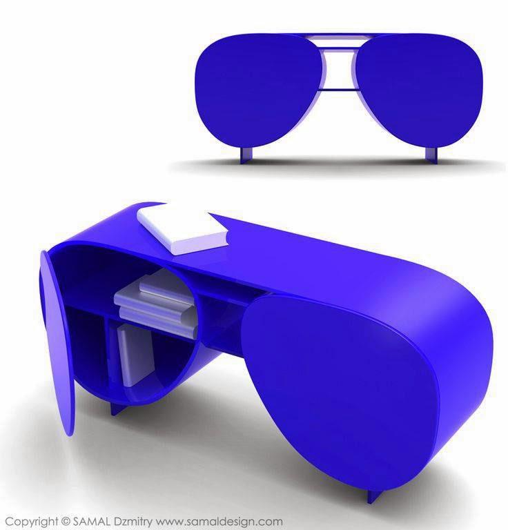 Farkli tasarim bir masa