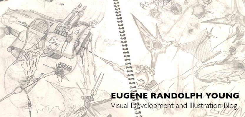 Eugene Randolph Young's Art and Design Blog