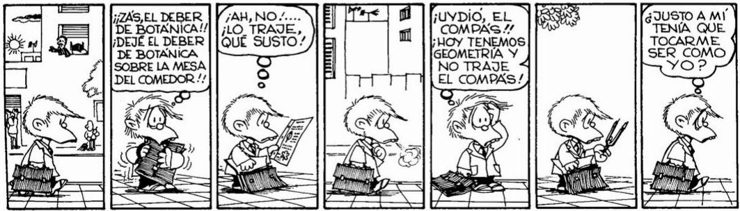 Image result for llanero solitario en ingles mafalda y felipe