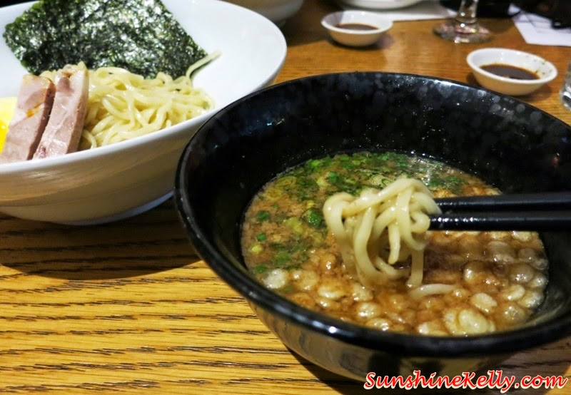 Learn How to Eat Tsukemen @ IPPUDO Pavilion KL, Hakata Tsukemen, Ippudo Malaysia, Ippudo Ramen, Japanese Ramen, Ramen