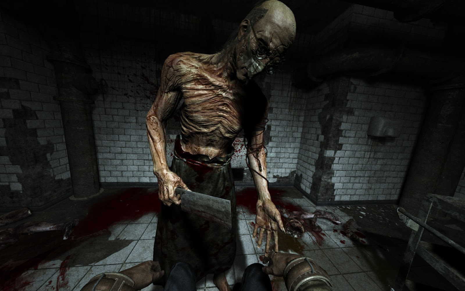 Outlast Complete Edition pc repack dvd iso