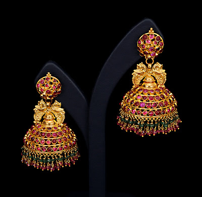 Vummidi Bangaru Jewelry Latest Designs