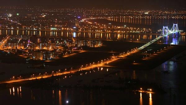 Lên cao ngắm phố Đà Nẵng
