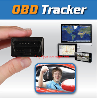 OBD Vehicle Real Time Tracker
