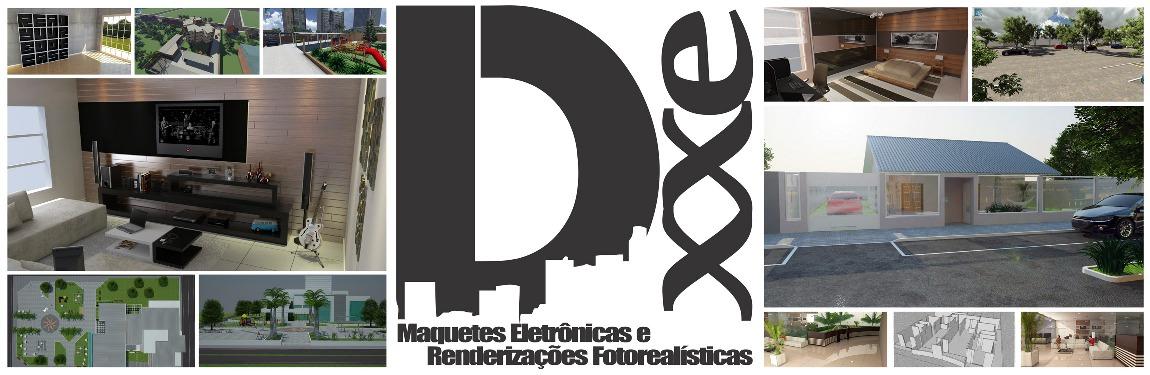 D Xxe - Maquetes Eletrônicas
