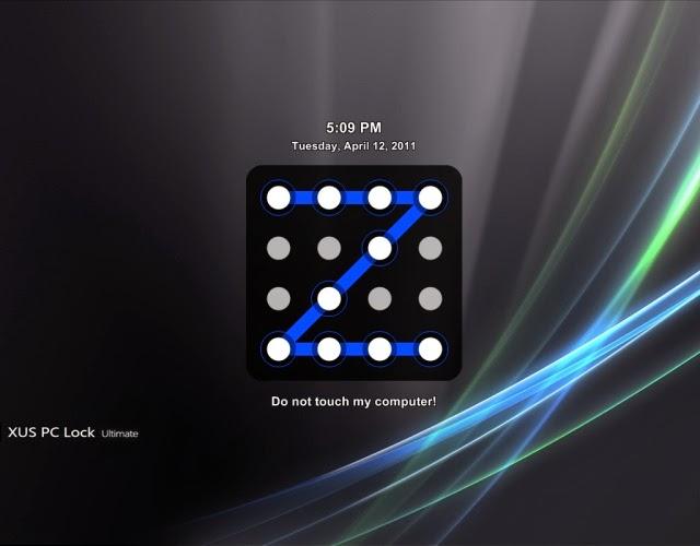 XUS PC Lock – Bilgisayarı Kilitleme Yazılımı