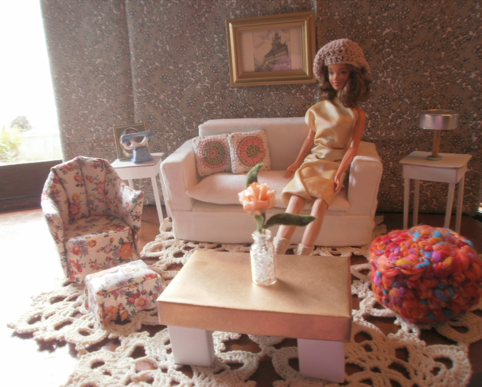 DIY Barbie Furniture  The Dancing Fingers
