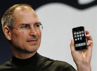 Steve Jobs, cofundador de Apple, tendrá película sobre su vida