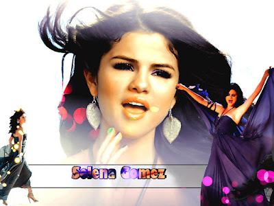 Selena Gomez HD Desktop Wallpaper