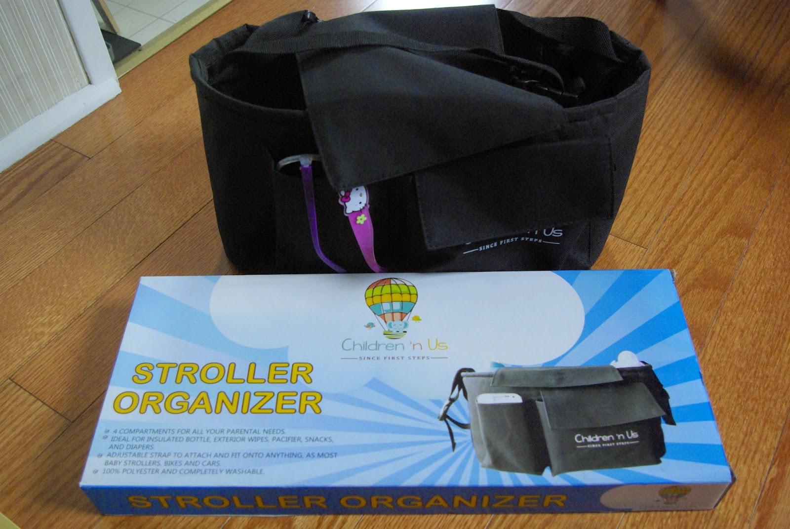 Children 'n Us Stroller Organizer