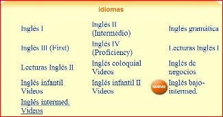 APRENDE INGLS Y OTROS IDIOMAS