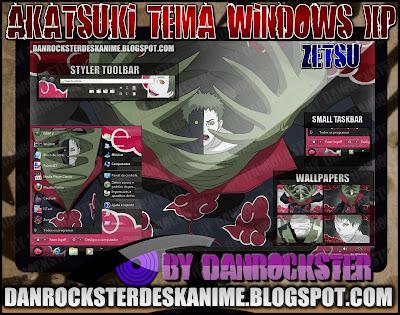TEMAS de NARUTO PARA WINDOWS XP Y 7 ZTXPP