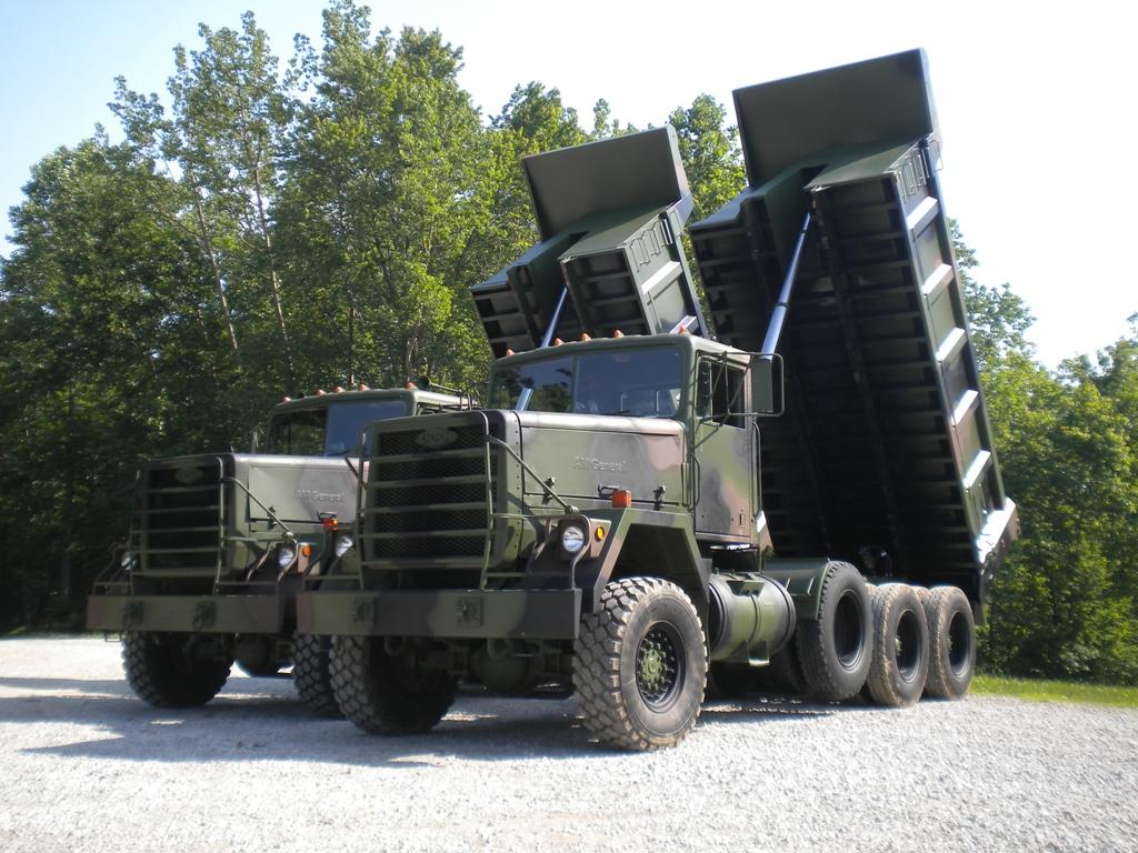 Cariboo 6x6 Trucks