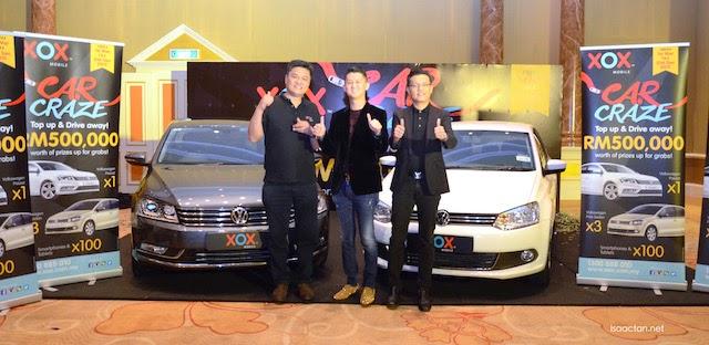 XOX Malaysia Car Craze Campaign Launch