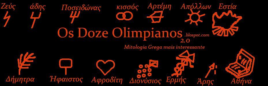 Os Doze Olimpianos 2.0