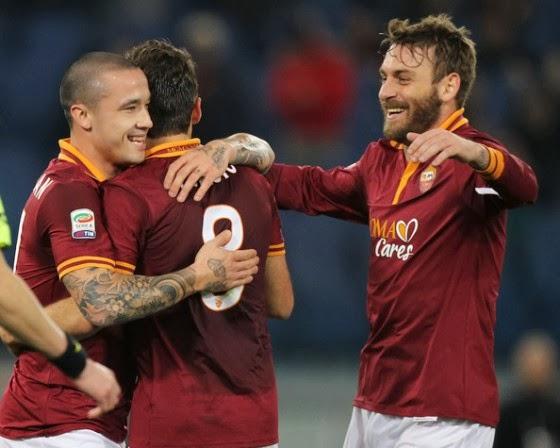 Prediksi AS Roma vs Inter Milan � Liga Italia 2 Maret 2014