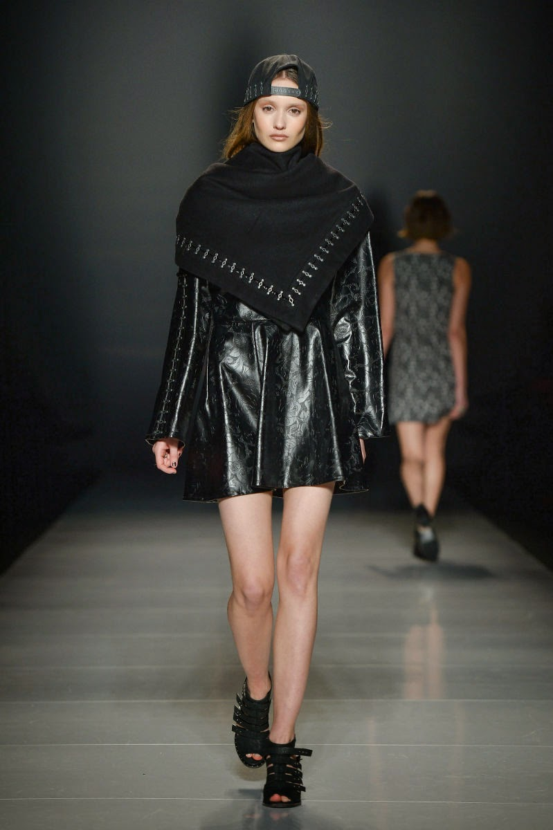 World-MasterCard-Fashion-Week, Toronto-Show, Beaufille, Runway, FW14-Collection