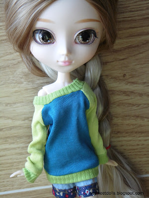 pullip blouse sweater blythe blouse sweater dal pure neemo