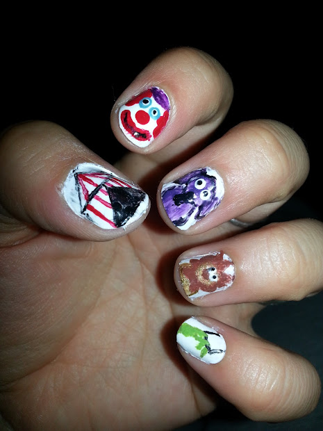 colors casey circus nails