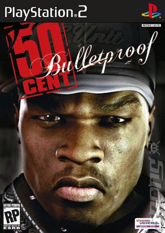 50 Cents Bulletproof PS2