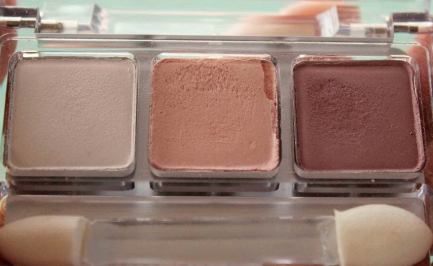 Wardah Eyeshadow Serie A Think And Trial