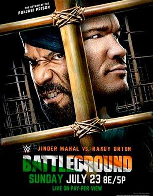 Ver WWE Battleground 2017 en VIVO