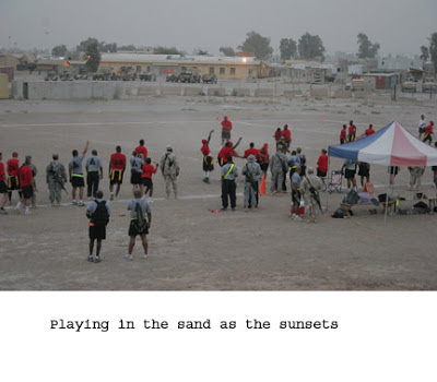 football in Iraq