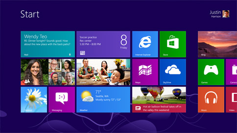 Windows8 minimum hardware requirement