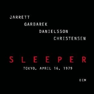 (Inédito) KEITH JARRETT EUROPEAN QUARTET:  SLEEPER