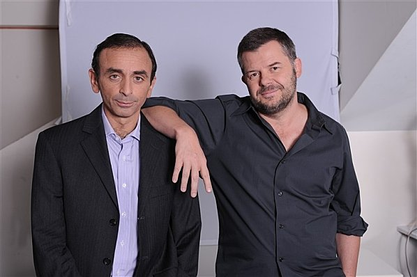Eric Zemmour et Eric Naulleau non reconduits dans On n'est pas couché l'année prochaine