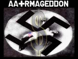 ground zero: aa+rmageddon, evolution, db cooper & more