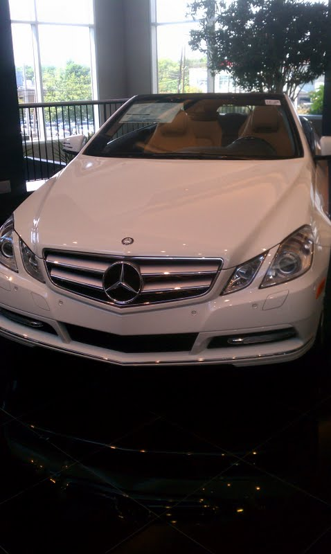 Welcome to t l s new mercedes benz e550 drop top for Drop top mercedes benz prices