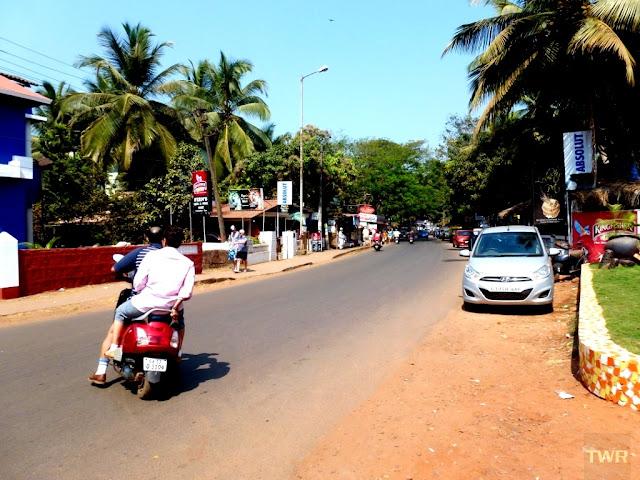 candolim main road